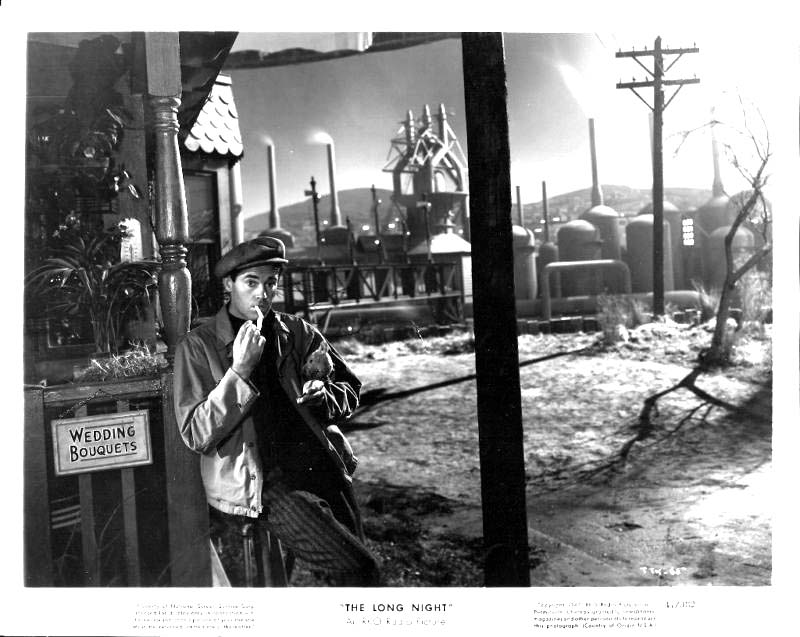 Pictured is a US black and white still of Henry Fonda for the 1947 Anatole Litvak film The Long Night starring Henry Fonda.