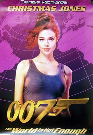 Denise richards the world is not enough - 2 part 6