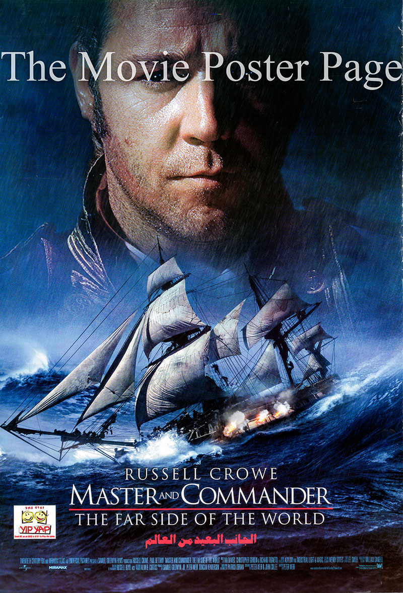 Master and Commander 2 Teased by Russell Crowe  Collider